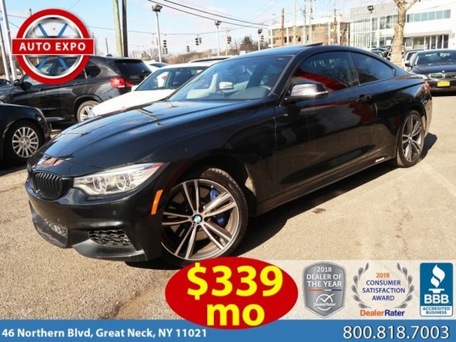 Used 2016 BMW 4 Series 435i Xdrive Coupe For Sale Great Neck, NY