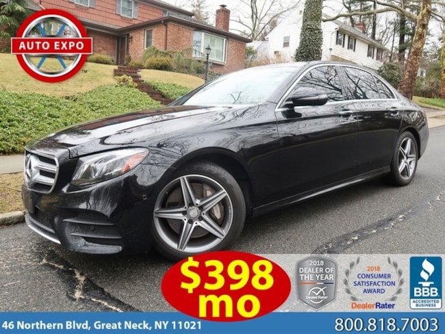 Used 2017 Mercedes-Benz E-Class E 300 Sedan For Sale Great Neck, NY