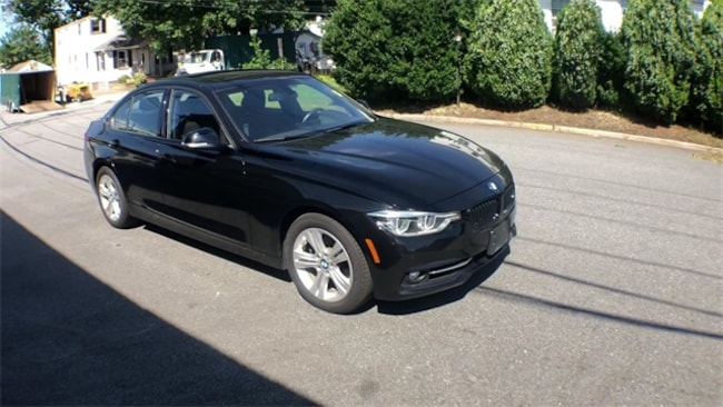 used 2016 bmw 3 series for sale great neck ny stock ax33377e. Black Bedroom Furniture Sets. Home Design Ideas