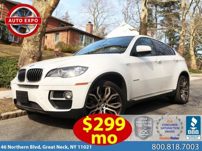 Used 2014 BMW X6 Xdrive35i SUV For Sale Great Neck, NY