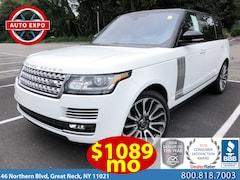 2016 Land Rover Range Rover 5.0L V8 Supercharged Autobiography Long Wheelbase SUV