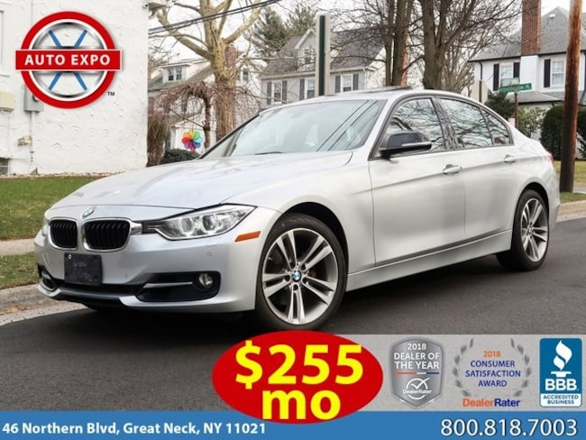 Used 2015 BMW 3 Series 328i Xdrive Sedan For Sale Great Neck, NY