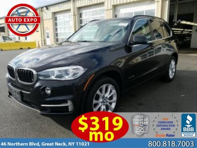 Used 2016 BMW X5 Xdrive35i SUV For Sale Great Neck, NY