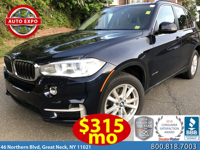 Used 2015 BMW X5 Xdrive35i SUV For Sale Great Neck, NY