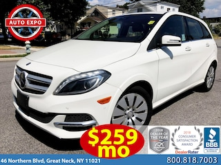 Used 2015 Mercedes-Benz B-Class Electric Drive Hatchback For Sale Great Neck, NY