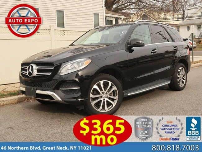 Used 2016 Mercedes-Benz GLE GLE 350 SUV For Sale Great Neck, NY