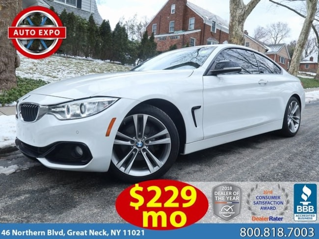Used 2014 BMW 4 Series 428i Coupe For Sale Great Neck, NY