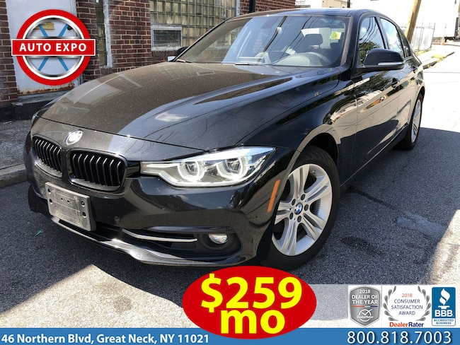 Used 2016 BMW 3 Series 328i xDrive Sport Line Sedan For Sale Great Neck, NY