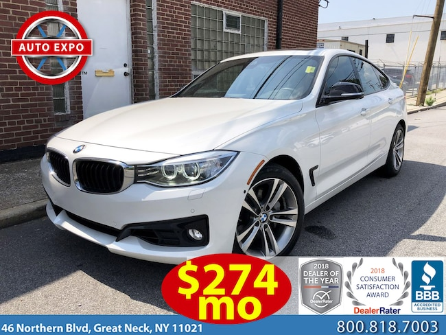 Used 2015 BMW 3 Series 335i xDrive Sport Hatchback For Sale Great Neck, NY