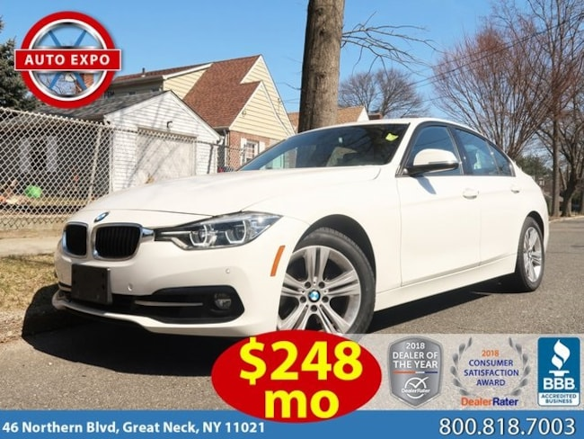 Used 2016 BMW 3 Series 328i Xdrive Sedan For Sale Great Neck, NY