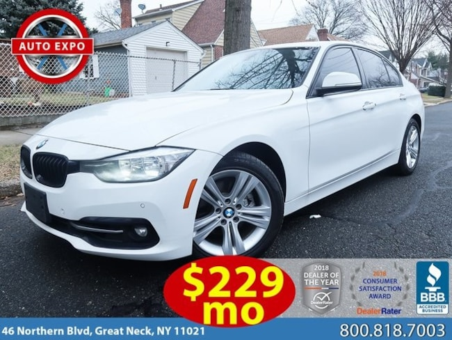 Used 2016 BMW 3 Series 328i Sedan For Sale Great Neck, NY