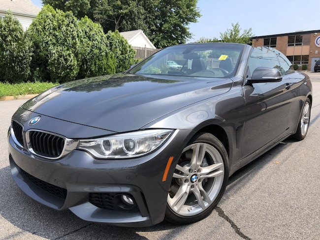 Used 2016 BMW 4 Series 435i M Sport Convertible For Sale Great Neck, NY