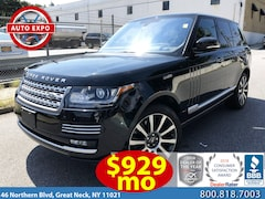 2016 Land Rover Range Rover 5.0L V8 Supercharged Autobiography SUV