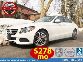 Used 2017 Mercedes-Benz C-Class C 300 Sedan For Sale Great Neck, NY