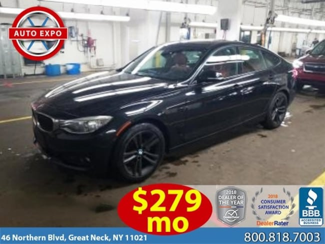 Used 2016 BMW 3 Series 328i Xdrive Gran Turismo Hatchback For Sale Great Neck, NY