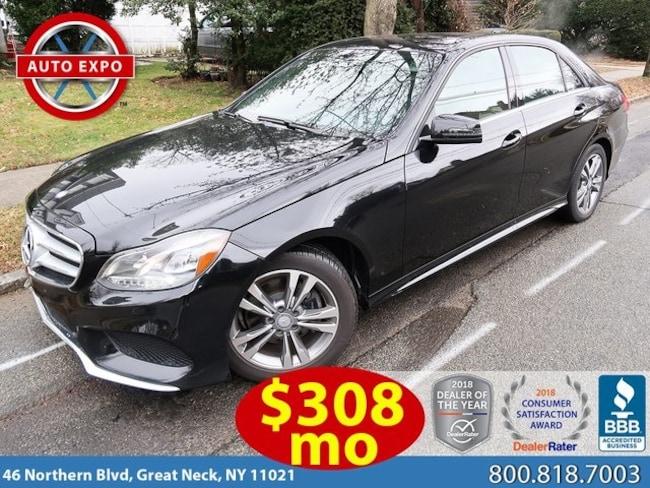 Used 2016 Mercedes-Benz E-Class E 350 Sedan For Sale Great Neck, NY