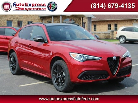 2021 Alfa Romeo Stelvio Ti SPORT AWD Sport Utility