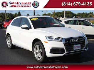 Used 2018 Audi Q5 2.0T SUV For Sale in Waterford, PA