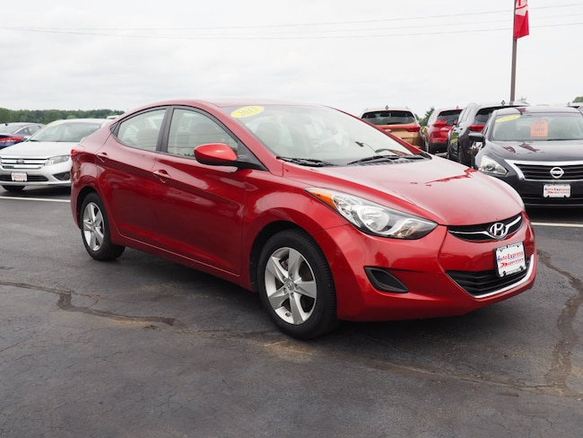 Used 2011 Hyundai Elantra For Sale Waterford Pa