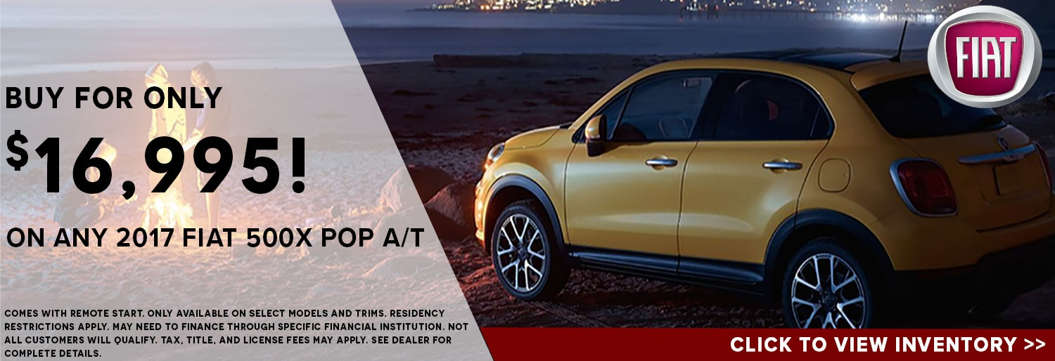 New and Used FIAT Dealer Waterford   Auto Express Fiat of Erie
