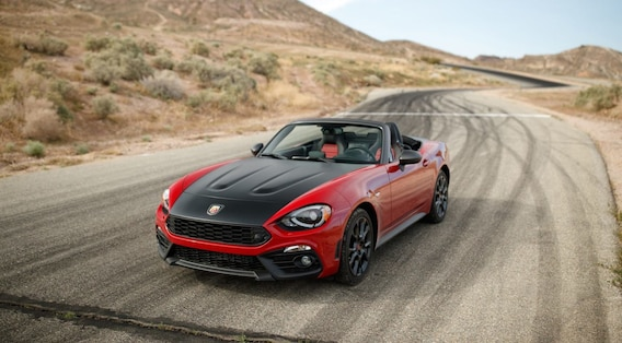 2018 Fiat 124 Spider Abarth Auto Express Fiat Of Erie