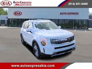 Used 2020 Kia Telluride SX SUV 5XYP5DHC3LG034079 for sale in Erie, PA