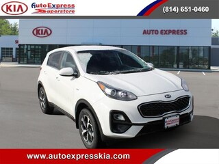 New 2021 Kia Sportage LX AWD SUV KNDPMCAC3M7894764 for sale in Erie, PA