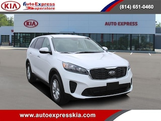 Used 2019 Kia Sorento 2.4L LX SUV 5XYPGDA31KG463949 for sale in Erie, PA