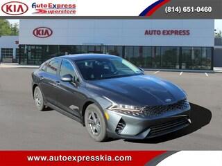 New 2021 Kia K5 LXS Auto Sedan 5XXG14J29MG025261 for sale in Erie, PA