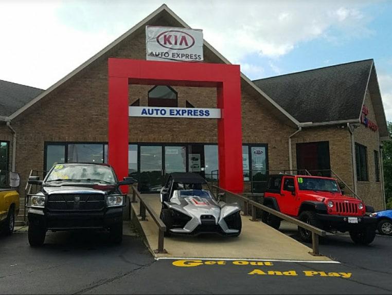 Auto Express Kia >> Auto Express Kia New Kia And Used Car Dealer In Erie Pa
