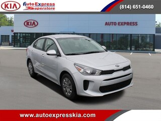 New 2020 Kia Rio IVT Sedan 3KPA24AD1LE363166 for sale in Erie, PA