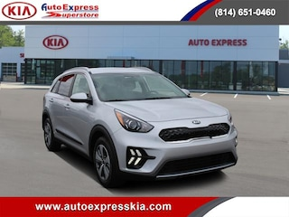 New 2020 Kia Niro LX FWD SUV KNDCB3LC2L5427797 for sale in Erie, PA