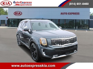 Used 2020 Kia Telluride SX SUV 5XYP5DHC7LG022520 for sale in Erie, PA