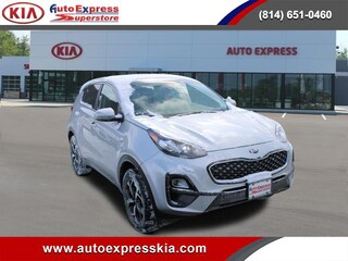 New 2021 Kia Sportage LX AWD SUV KNDPMCAC7M7899627 for sale in Erie, PA