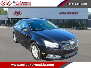 Bargain 2013 Chevrolet Cruze 1LT Auto Sedan for sale in Erie, PA
