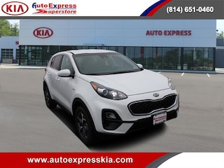 New 2021 Kia Sportage LX AWD SUV KNDPMCAC3M7909103 for sale in Erie, PA