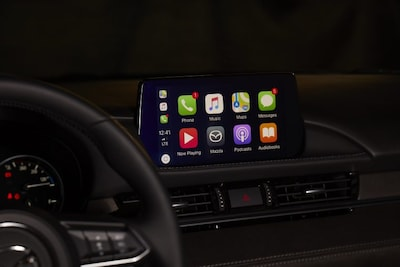 Mazda has Introduced Apple/Android car play