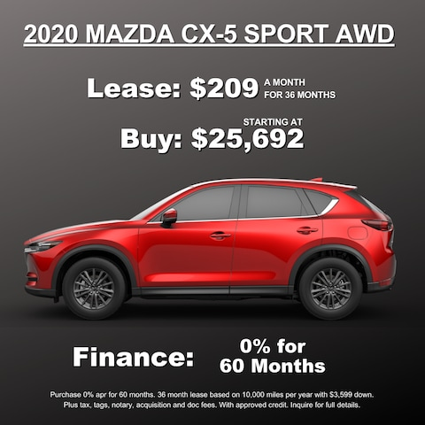 2020 CX-5