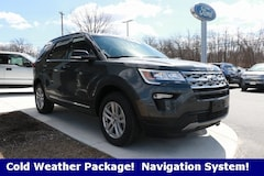2019 Ford Explorer XLT SUV in Haverhill, MA