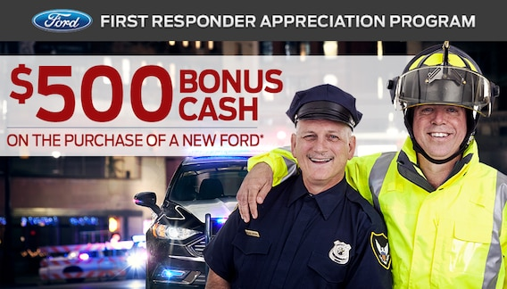 Ford Responder Program In Haverhill MA | AutoFair Ford of