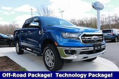 2019 Ford Ranger Lariat Truck in Haverhill, MA