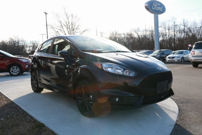 2019 Ford Fiesta ST Hatchback in Haverhill, MA