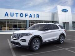 2020 Ford Explorer Platinum SUV in Haverhill, MA