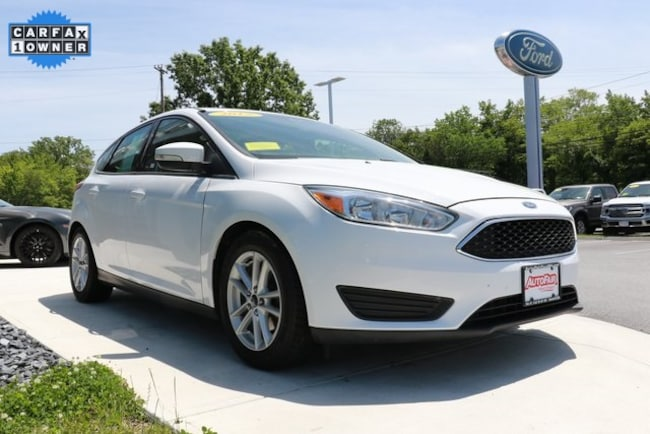 2015 Ford Focus SE Hatchback in Haverhill, MA