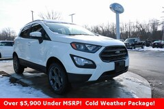 2018 Ford EcoSport SES SUV in Haverhill, MA