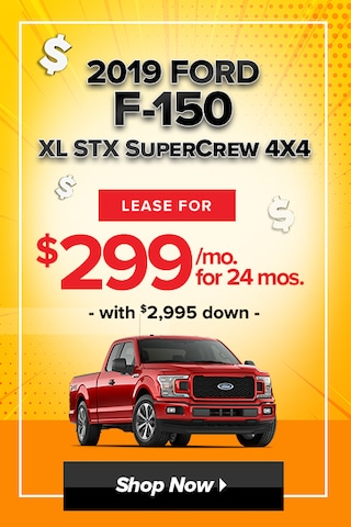 2019 Ford F-150 STX SuperCrew 4X4