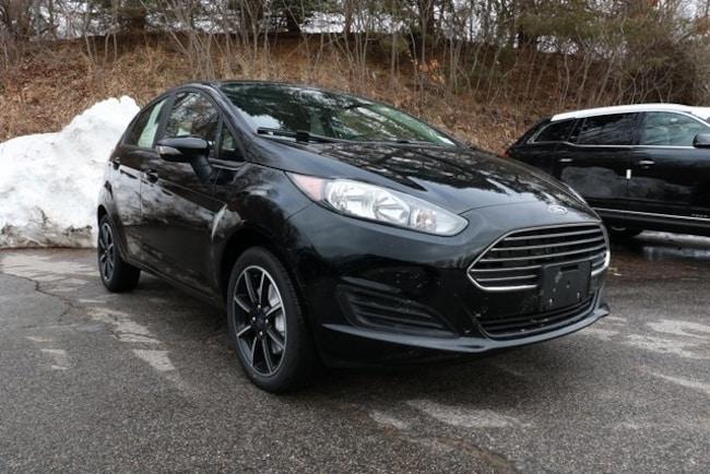 2019 Ford Fiesta SE Hatchback in Haverhill, MA
