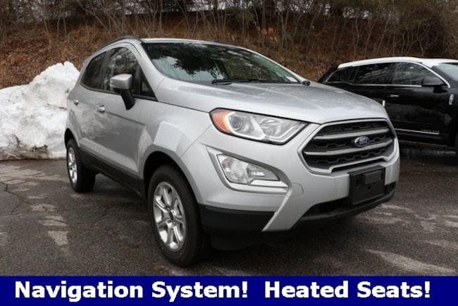 2019 Ford EcoSport SE SUV in Haverhill, MA