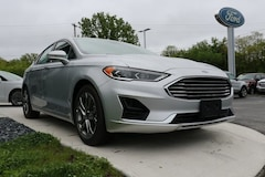 2019 Ford Fusion SEL Sedan in Haverhill, MA