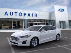 2020 Ford Fusion Hybrid SEL Sedan in Haverhill, MA